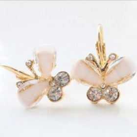 -10-mix-order-Free-Shipping-2013-New-FashionKorea-Style-Wings-Rhinestones-Bow-Butterfly-Earrings-Jewelry(2)